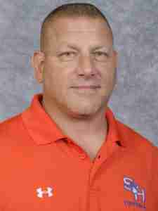 Former Sam Houston State Offensive Coordinator Phil Longo is the new OC at Ole Miss. (Photo courtesy of SHSU Athletics)