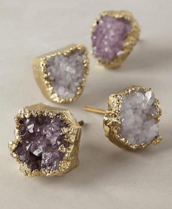 Gemstone Sparkle Knob- £6.95-£18