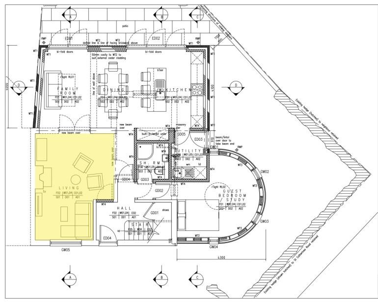 Lloyds floorplan