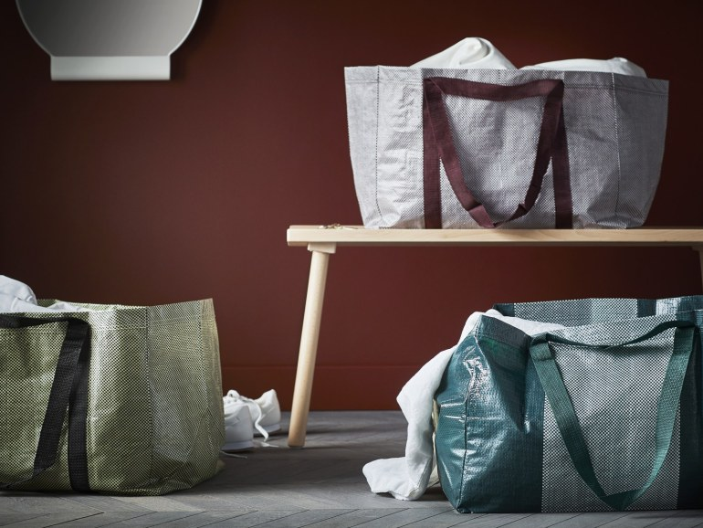 IKEA and Hay have released a set of images that show the full range of furniture and homeware products from their collaboration.