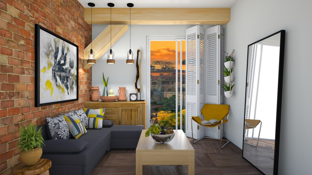 rooms-18748998-rustic-yellow-apartment-rustic-living-room