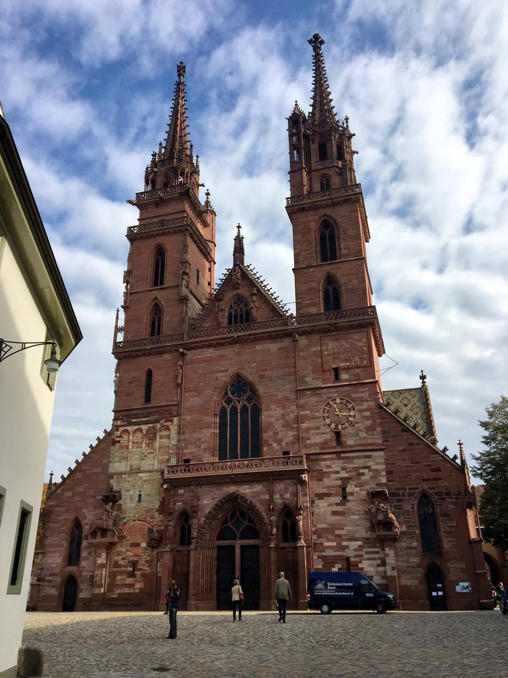 Basel church 1