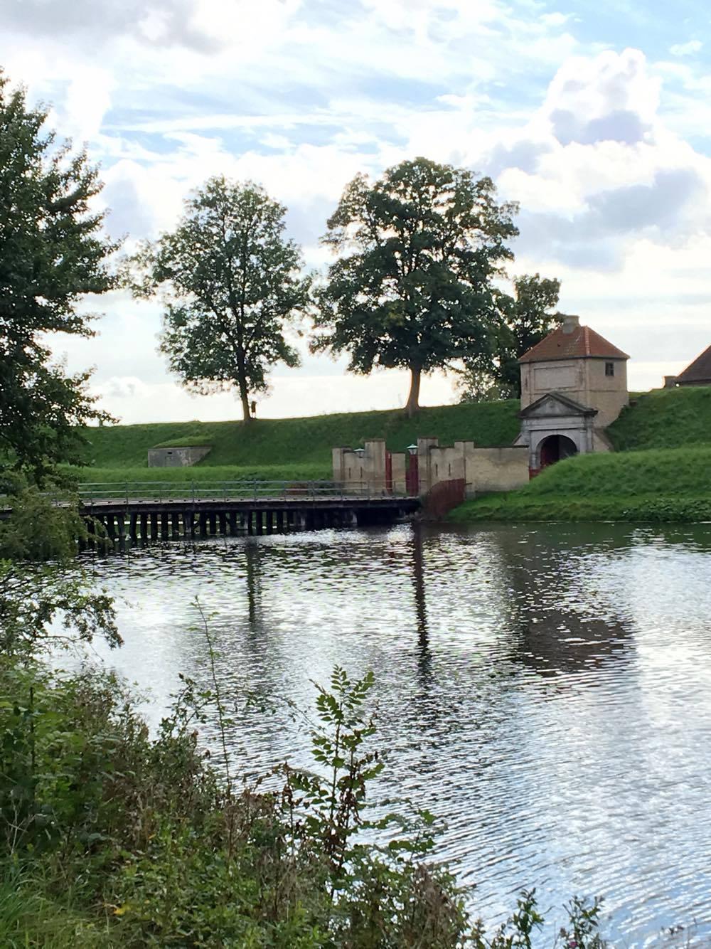 Copenhagen fort