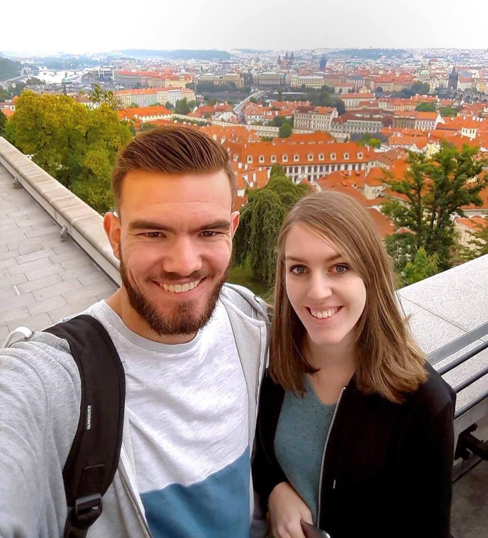 Prague view 2