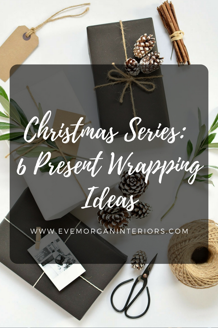 Arguably, one of the most exciting parts of Christmas is opening your presents and watching friends and family open theirs. Use the 6 ideas below to make your presents stand out under the Christmas tree.