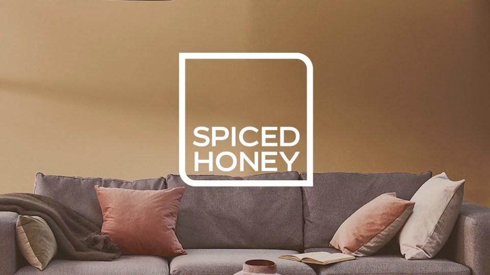 Spiced honey