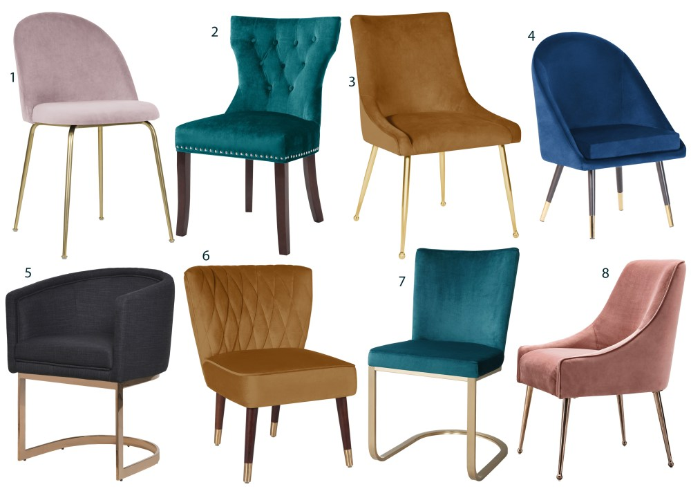 Luxury chairs