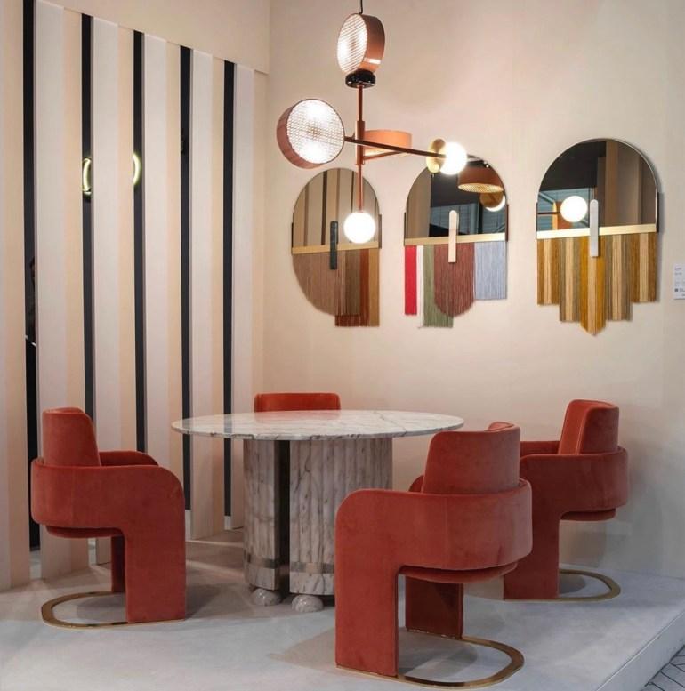 curved forms -maison et objet