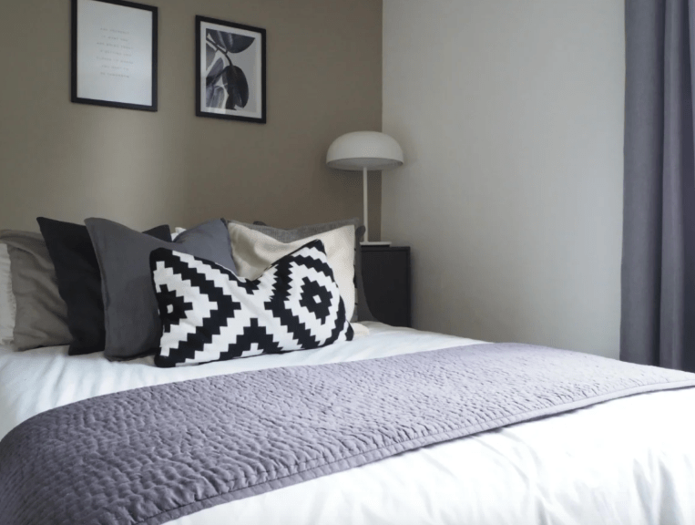 Wise Owl Interiors scandi bedroom