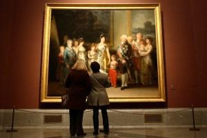 """Exposición """"Goya en tiempos de guerra"""" /11-04-08/fotos:Enrique Cidonc"""