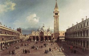 800px-Piazza_San_Marco_with_the_Basilica,_by_Canaletto,_1730._Fogg_Art_Museum,_Cambridge