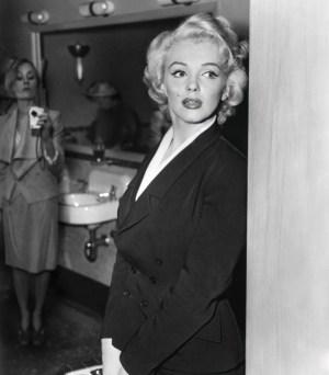 "Marilyn Monroe in the film ""Niagara"" -1953"