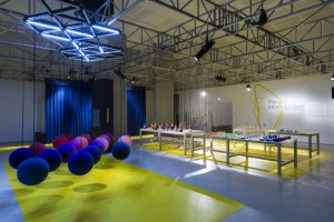 PLAYFUL-INTER-ACTION-exhibition-by-Fabrica-studio-Minale-Maeda-Rome