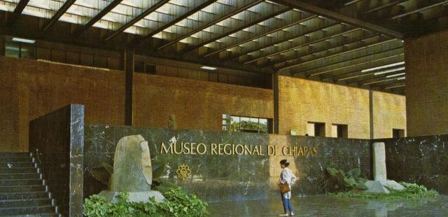 Tours-por-Chiapas-a-través-de-sus-Museos-Museo-Regional