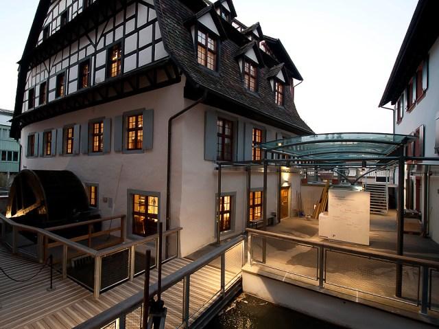 Papiermühle Basel