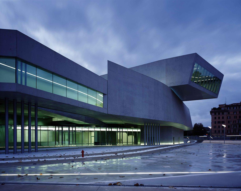 MAXXI: Museo de las Artes del Siglo XXI