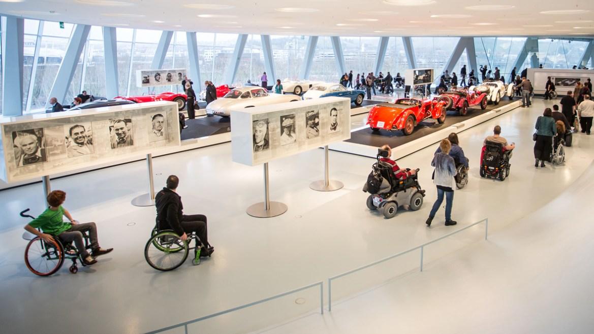 Diseño Universal: Museos para Todos