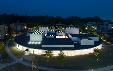 8-02-Evening-view-of-21st-Century-Museum