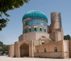 29-Balkh-Khoja-Abu-Nasr-Parsa-Shrine-Rear-View