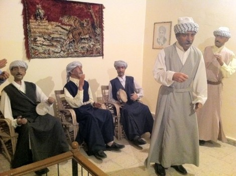 Iraqis_Music-Baghdadi_Museum