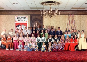 International Society of Twins, Muncie, Ind.