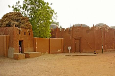 Kanta Museum in Argungu