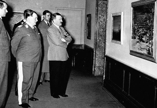 Obligación Moral Absoluta: Devolver lo Robado por los Nazis