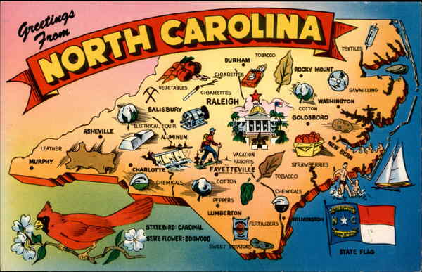 Museos de Carolina del Norte (EEUU)