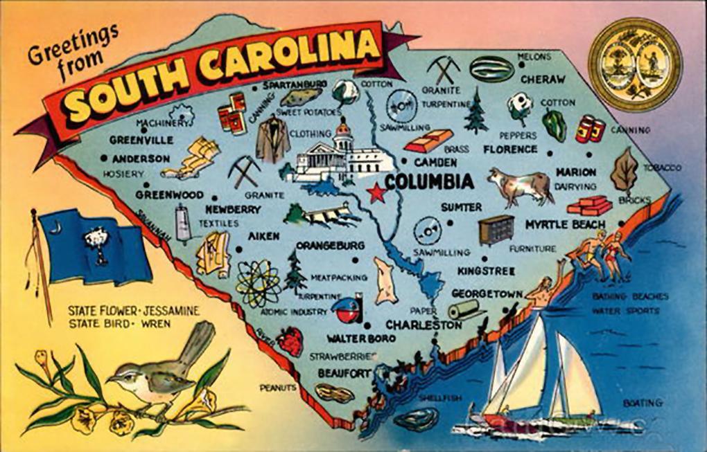 Museos de Carolina del Sur (EEUU)