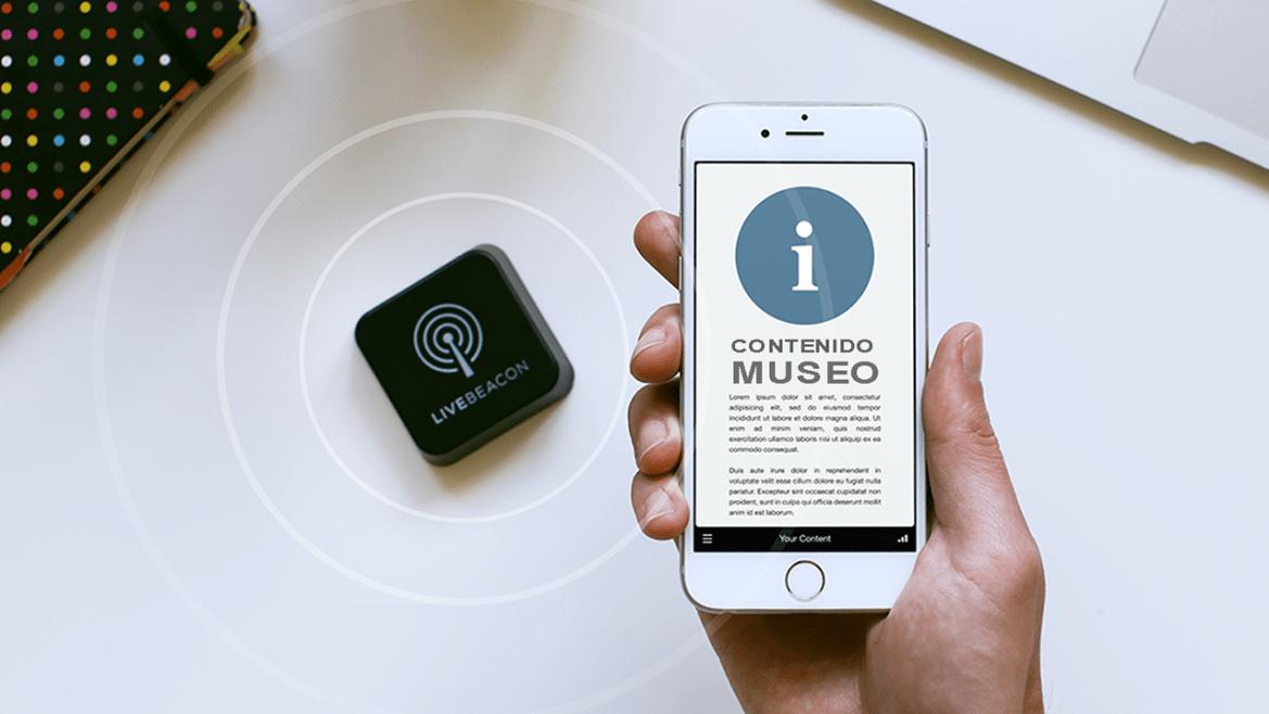 Museos y Experiencia con iBeacons