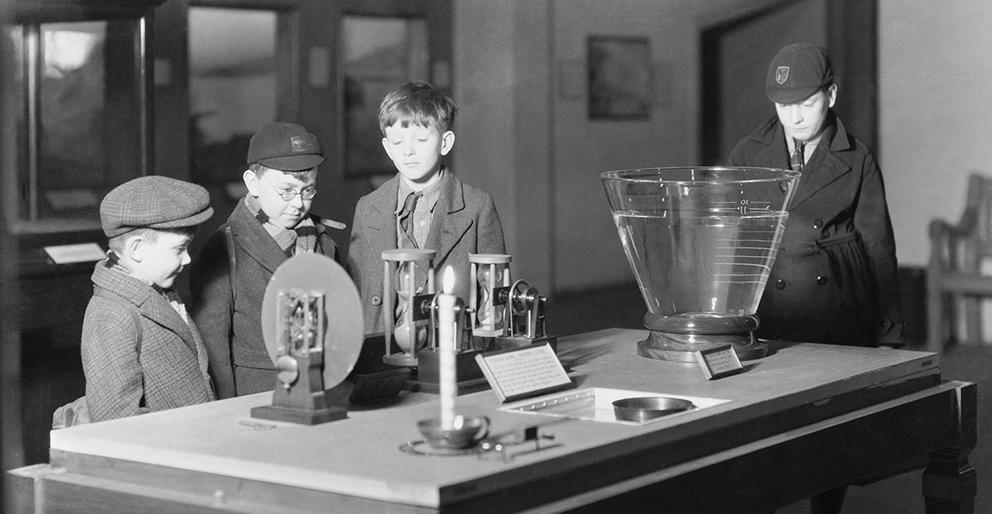 Breve Historia del Museo de Ciencias de Londres