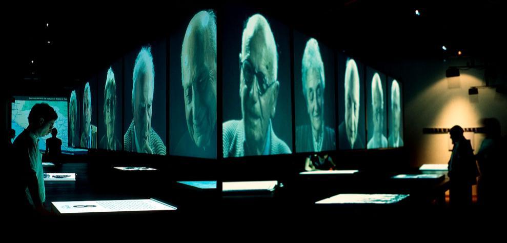 Testigos y Fantasmas: Recreación Audiovisual de la Memoria Histórica