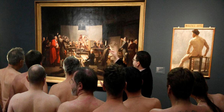 Estudios de Comportamiento del Visitante en el Museo