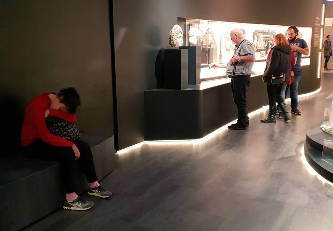 Qué es Fatiga de Museo