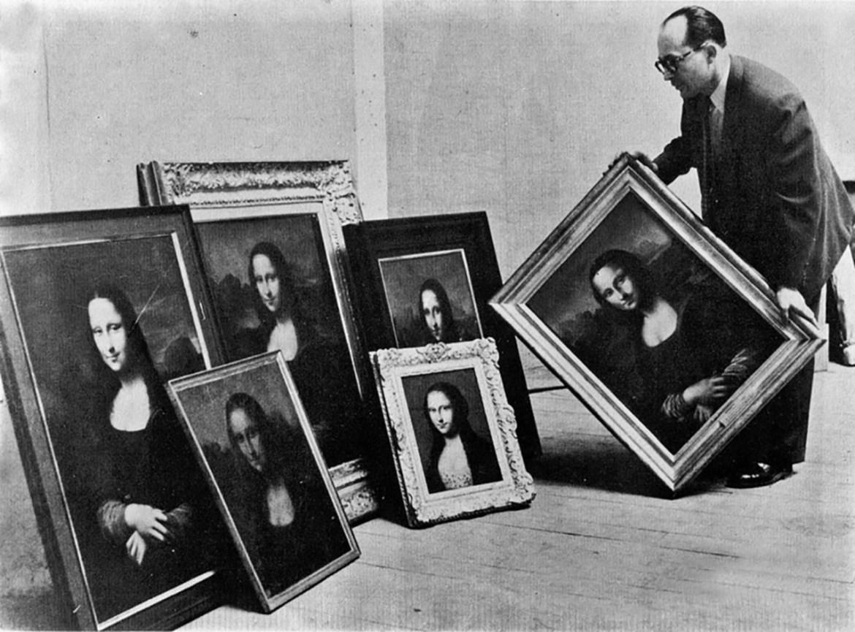 6 Falsificadores del Arte Universal