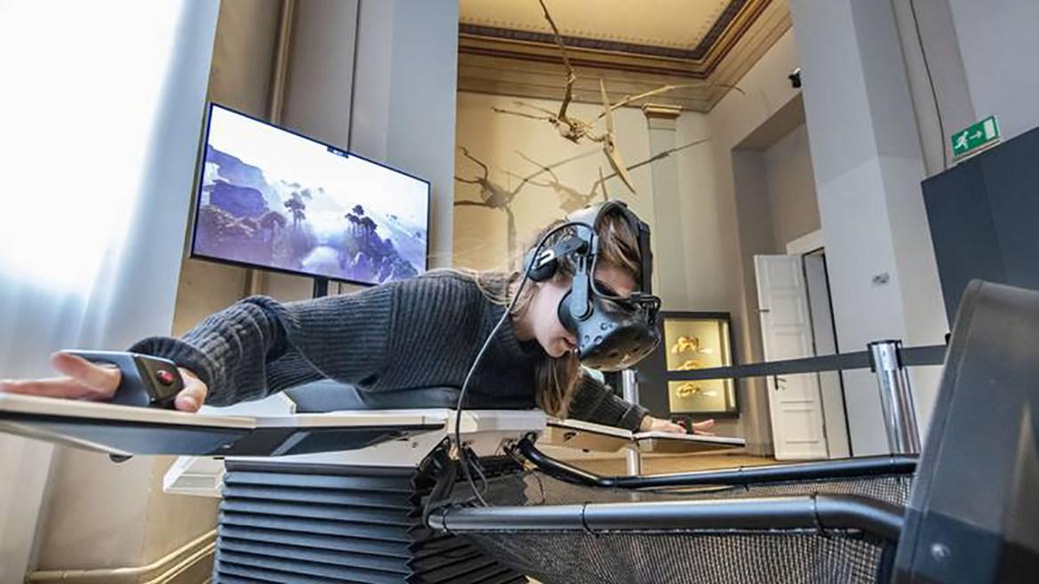 Realidad Virtual Interactiva Inmersiva en los Museos
