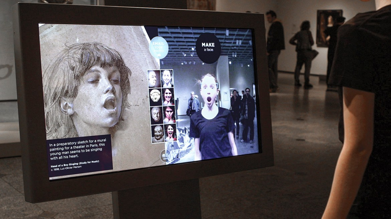 Museos: Tecnología de Reconocimiento Facial