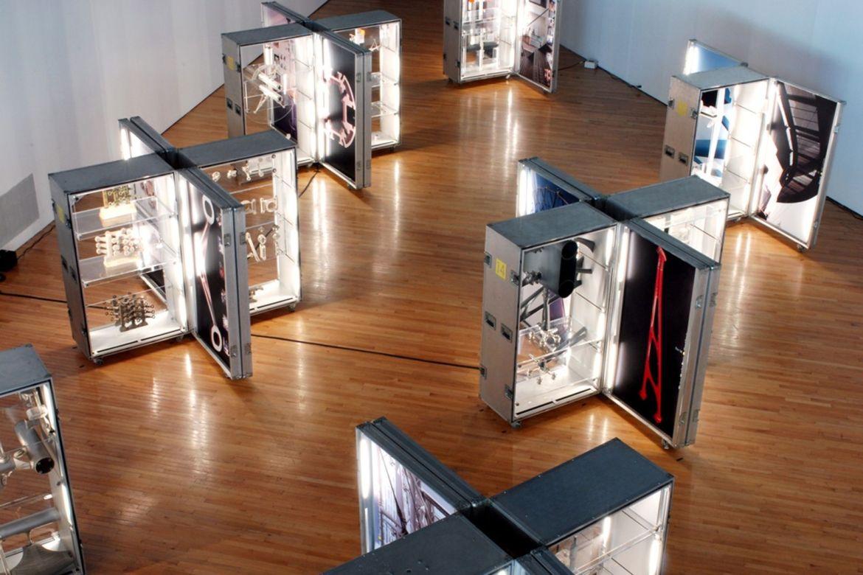 Evolución Histórica de las Exposiciones Itinerantes