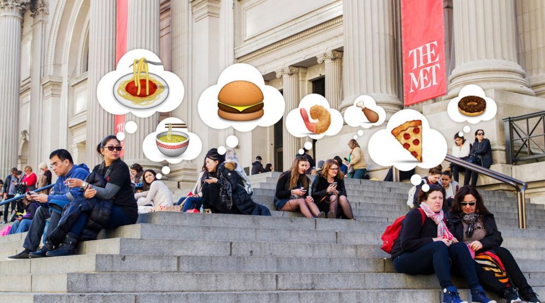 Museos: Descanso, Comida y Otras Comodidades