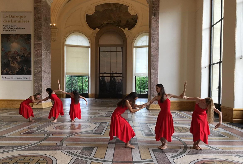 Coreografía en la Experiencia del Museo