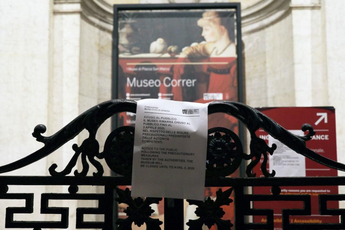 Reflexiones Sobre el Cierre: Contexto Internacional de los Museos