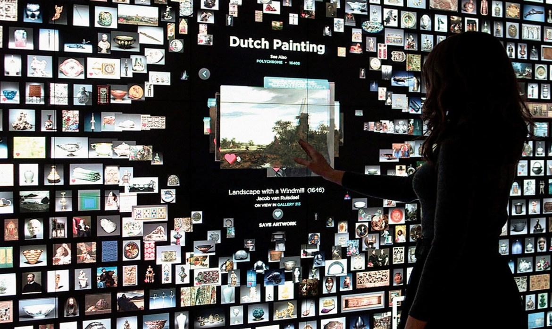 Desafío Tecnológico de Nuestros Museos