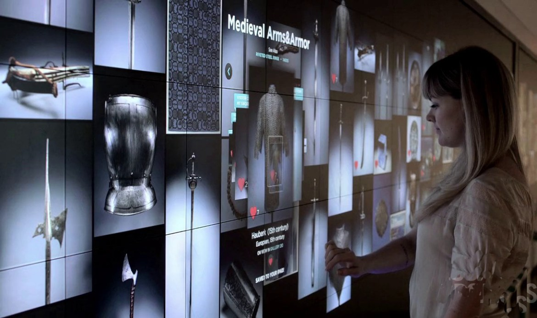 Experiencia Tecnológica en Museos Locales