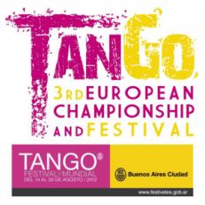 Championnat Europeen de Tango 2012 (3ème édition)