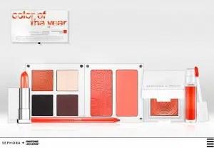 Pantone-Tangerine-Tango-Kit-Maquillage-Sephora-Paris