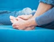 Tango douleur pieds hommes