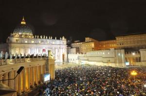 Election pape francois saint pierre de Rome