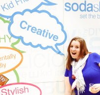 I hung out with SodaStream