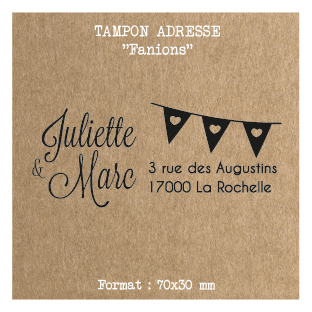 tampon-adresse-mariage-personnalise-Fanions