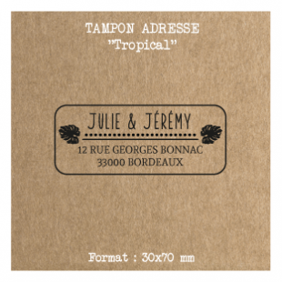 tampon-adresse-mariage-personnalise-Tropical